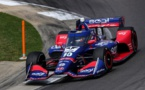 Alex Palou en action – © Indycar