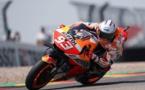Retour à la victoire pour le roi Marquez (Photo Honda)