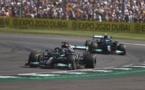 Hamilton vainqueur à domicile © AMG Mercedes F1
