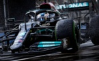 Bottas n'aura pas craqué © AMG Mercedes F1