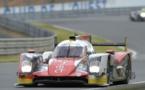 Après 4h de course, les teams roulant en Oreca Nissan LMP2 sont devant(Photo A.Camblor)