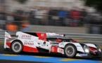 La Toyota #6 avec notamment Stéphane Sarrazin est en tête (Photo A.Camblor)