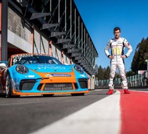 """Jérémie Lesoudier : """"La Porsche Carrera Cup est la meilleure école pour le GT"""""""