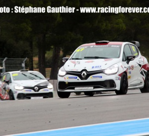 Clio Cup : TB2S champion avec Guldenfels