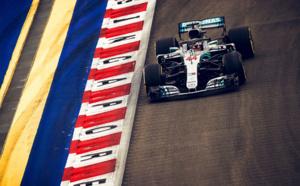 Un sans faute pour Hamilton © Mercedes-AMG F1