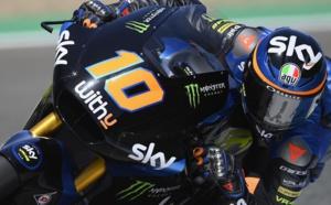 Luca Marini s'impose à Jerez