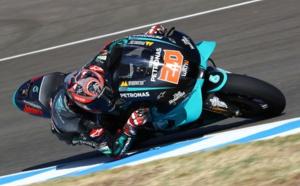 Fabio Quartararo remporte enfin son premier grand prix MotoGP