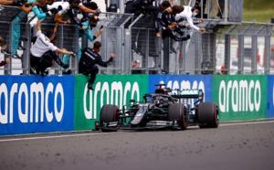 Hamilton aussi bien que Michael Schumacher ! © Mercedes F1