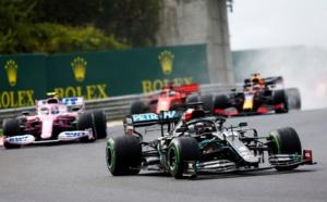 La F1 n'ira pas en Amérique cette saison (Photo Daimler Media)