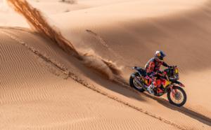 Price n'est plus en lice pour gagner le Dakar (Photo Rally Zone)
