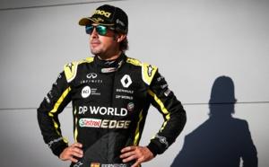 Grosse frayeur pour Alonso – © Alpine F1 Team