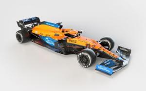 Des changements peu visibles – © McLaren F1
