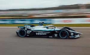 De VRies vainqueur d'une course atypique - © Mercedes-EQ
