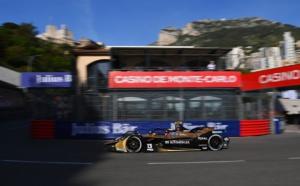La Formule E à Monaco © ABB Formula E