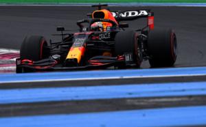 Verstappen en favori au Paul Ricard © RedBull Media