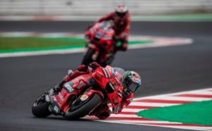 Bagnaia poursuit sa la route du succès (Photo Ducati)