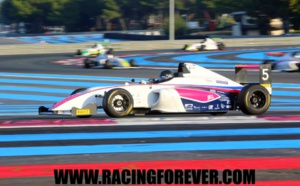 Capietto vainqueur au Paul Ricard et candidat au titre F4 FFSA.