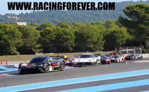 Le GT2 European Series au Paul Ricard
