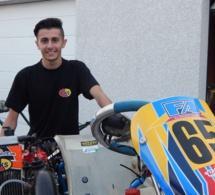 Karting : Nouveau départ pour Lorys Chastanet-Comiti