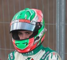 Karting Long circuit : Premier podium pour Jérémy Lopes