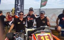 Kart : Pierre Loubère vainqueur en KZ