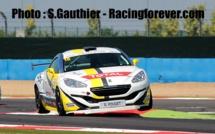 Peugeot RCZ  : Le sprint vers la 308 Racing Cup est lancé !