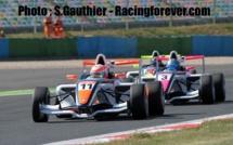 F4 : Avant dernière ligne droite au Mans