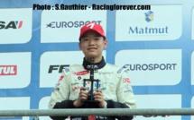 F4 : Yfei Ye remporte le titre