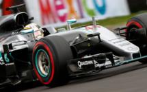 F1 : GP du Mexique, victoire de Hamilton