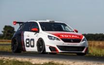 308 Racing Cup : Peugeot voit grand en 2017