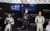 GP2 : Pierre Gasly sacré Champion à Abou Dabi