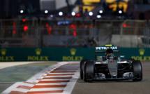 F1 : GP d'Abou Dabi, Rosberg Champion du Monde !