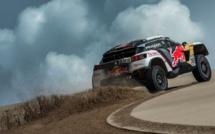 Vidéo Rallye Dakar : Un tour avec Loeb et la Peugeot 3008 DKR