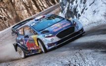 WRC : Monté-Carlo, Ogier reprend le commandement