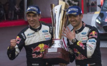 WRC : Victoire d'Ogier/Ingrassia au Monté-Carlo
