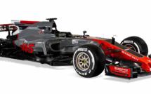 F1 : Haas présente la VF-17