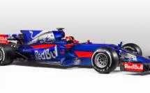F1 : Toro Rosso présente la STR12