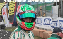 Kart X30 Super : Premier podium Jérémy Lopes