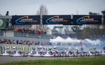 Karting FFSA  avec la Fondation Julie Tonelli
