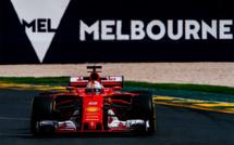F1 : GP d'Australie, victoire de Vettel