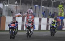 MotoGp : Qatar, Vinales confirme