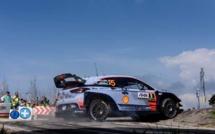 WRC : Tour de Corse