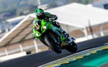 FIM Endurance : 24h du Mans, Kawasaki en pole