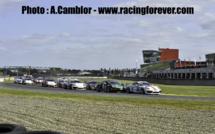 FFSA GT - GT4 Sud : Nogaro, course 1