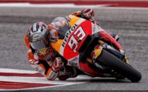 MotoGp : Marc Marquez se relance à Austin