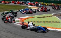 Eurocup FR 2.0 : Monza, course 1- victoire de Robert Shwartzman