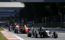 F3 : Monza, course 2 - Victoire de Eriksson