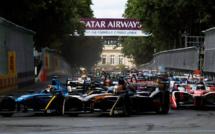 Formule E : Paris, Buémi s'impose dans la capitale