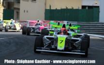 F4 : Une première victoire pour Thomas Drouet