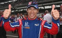 Indycar : Le Japonais Takuma Sato remporte Indy500